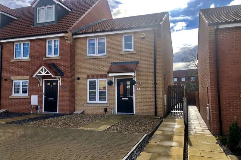 3 Bedrooms Property for sale in Dunnock Close, Guisborough, TS14