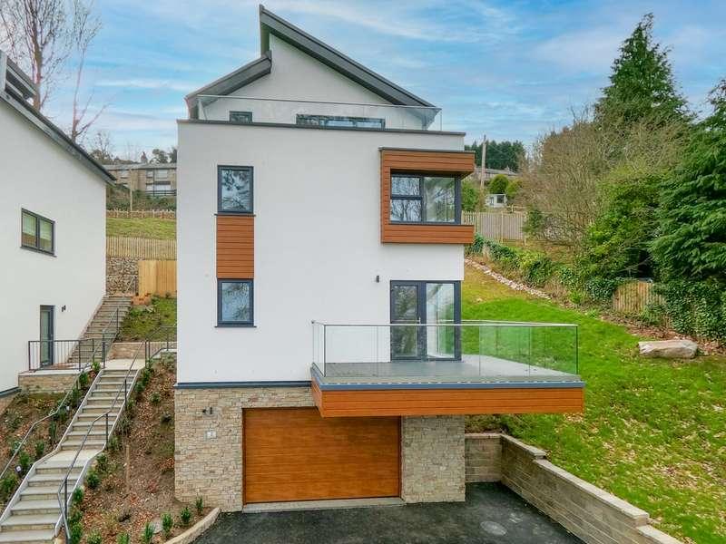 4 Bedrooms Detached House for sale in Tan Yr Allt Road, Llanddulas, Abergele, LL22