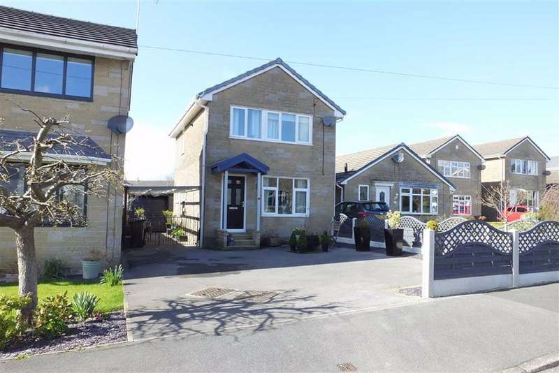 3 Bedrooms Detached House for sale in Green Bank, Barnoldswick, Lancashire, BB18