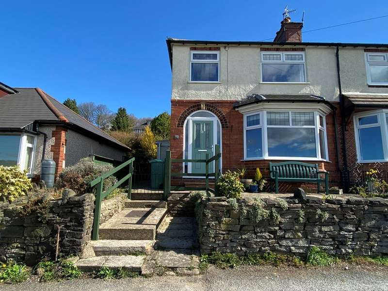 3 Bedrooms Semi Detached House for sale in Montpelier Road, Ambergate