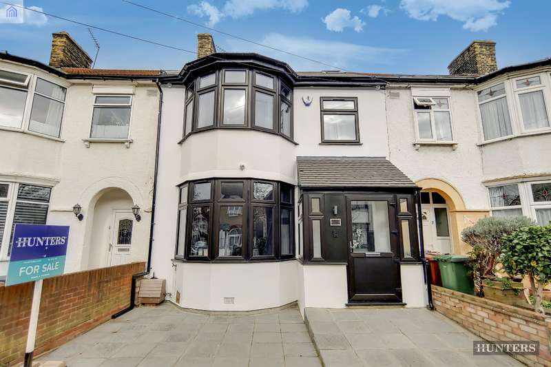4 Bedrooms Terraced House for sale in Netherfield Gardens IG11 9TN