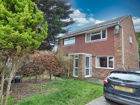 Semi Detached House for sale in Whitby Avenue, Preston, Lancashire, PR2 3GB
