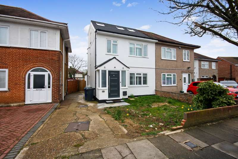 4 Bedrooms Property for sale in Bryant Road, Northolt