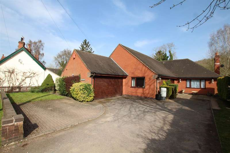 4 Bedrooms Bungalow for sale in Main Street, Tatenhill