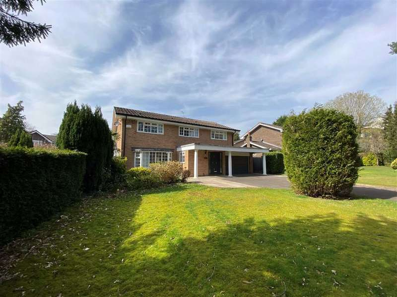 5 Bedrooms Detached House for sale in Marlborough Road, Bowdon