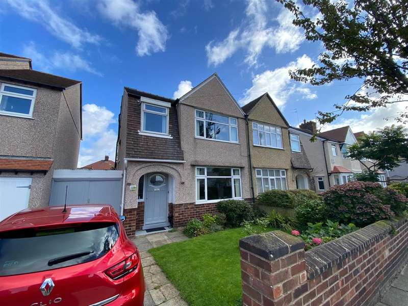 4 Bedrooms Semi Detached House for sale in Wallasey