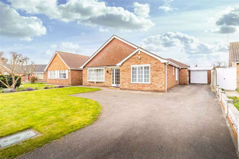 3 Bedrooms Detached Bungalow for sale in Somersby Green, Boston