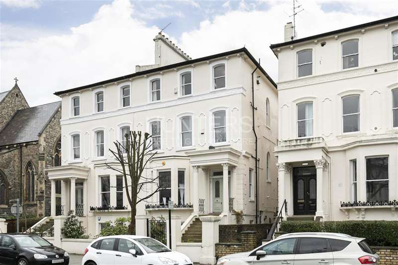 2 Bedrooms Flat for sale in Abbey Road, South Hamptead, NW6