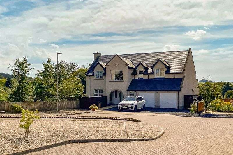 4 Bedrooms Property for sale in 4 Cherry Dean, Jedburgh