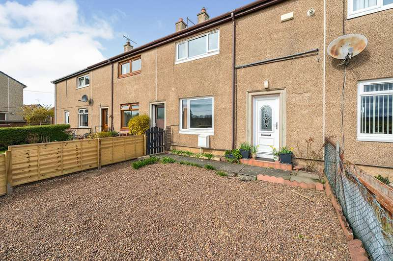 2 Bedrooms Semi Detached House for sale in Cockburn Drive, Ormiston, Tranent, East Lothian, EH35