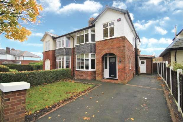 3 Bedrooms Semi Detached House for rent in Kings Drive, Preston, PR2