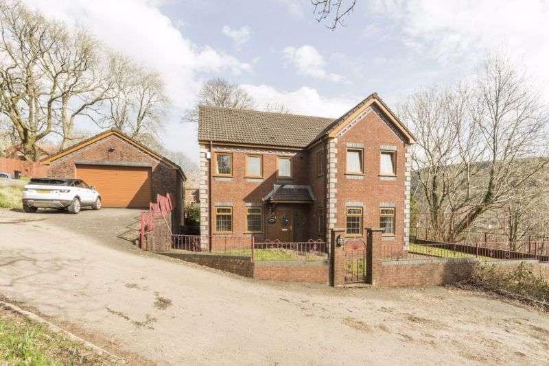 4 Bedrooms Property for sale in Woodland Drive Aberfan, Merthyr Tydfil