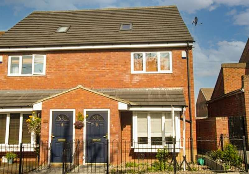 3 Bedrooms Semi Detached House for sale in Durham Street, Spennymoor, County Durham, DL16 7AT