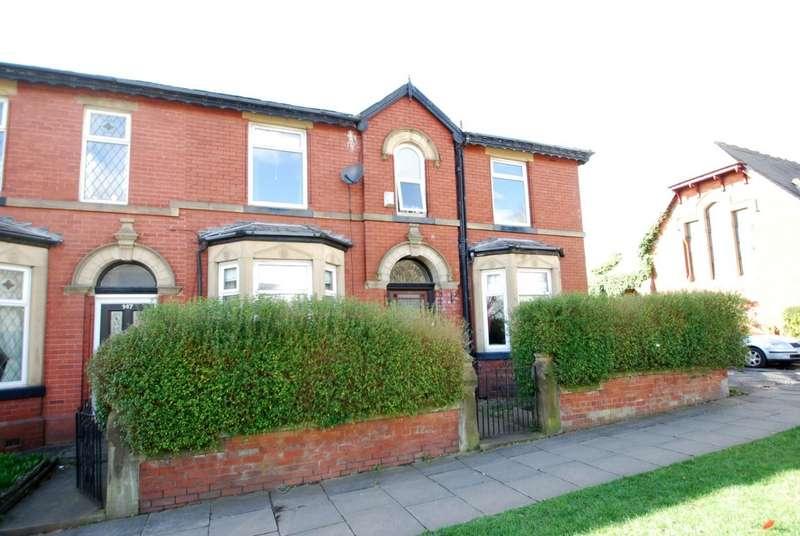 4 Bedrooms Terraced House for sale in Queens Park Road, Heywood