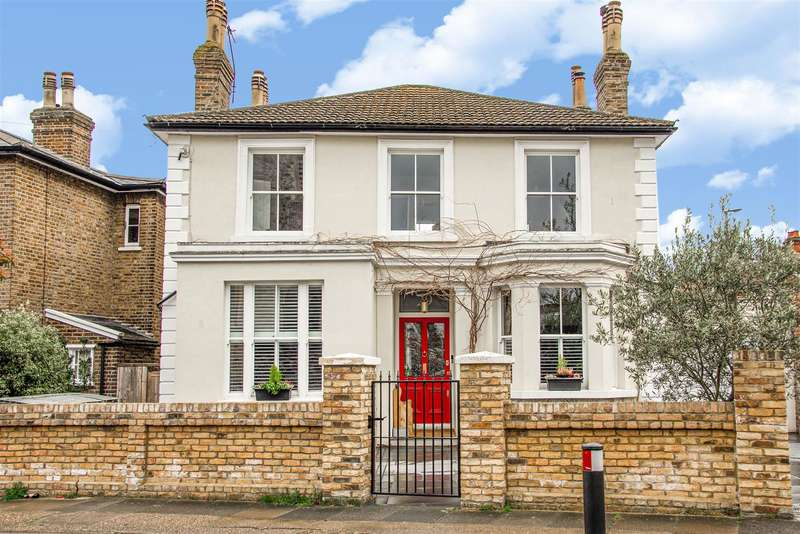 5 Bedrooms Detached House for sale in Bloomfield Road, Kingston Upon Thames