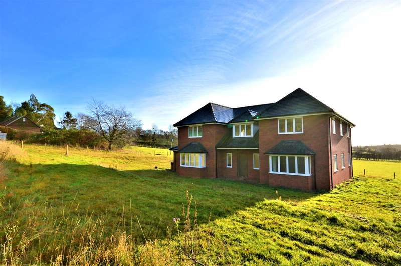 4 Bedrooms Detached House for sale in Marden, Hereford