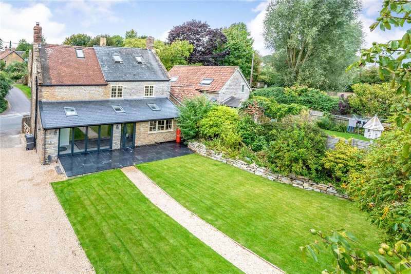 5 Bedrooms Detached House for sale in Silver Street, East Lambrook, South Petherton, Somerset