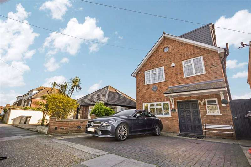 4 Bedrooms Detached House for sale in Cecilia Road, Ramsgate, Kent