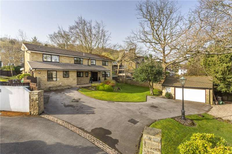 4 Bedrooms Detached House for sale in Parish Ghyll Drive, Ilkley