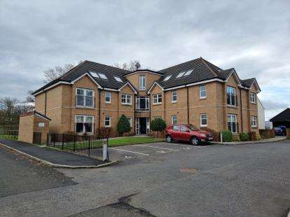 2 Bedrooms Flat for sale in Parkview, Park Terrace