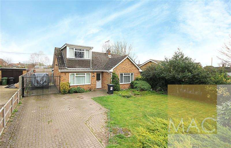 3 Bedrooms Bungalow for sale in Station Road, Hockwold, Thetford, IP26