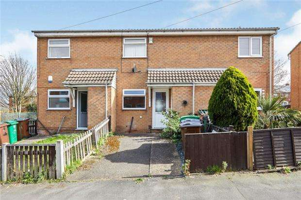 2 Bedrooms Terraced House for sale in Ekowe Street, Nottingham, Nottingham