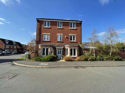 5 Bedrooms Detached House for sale in Lupin Drive, Huntington, Cannock, Staffordshire