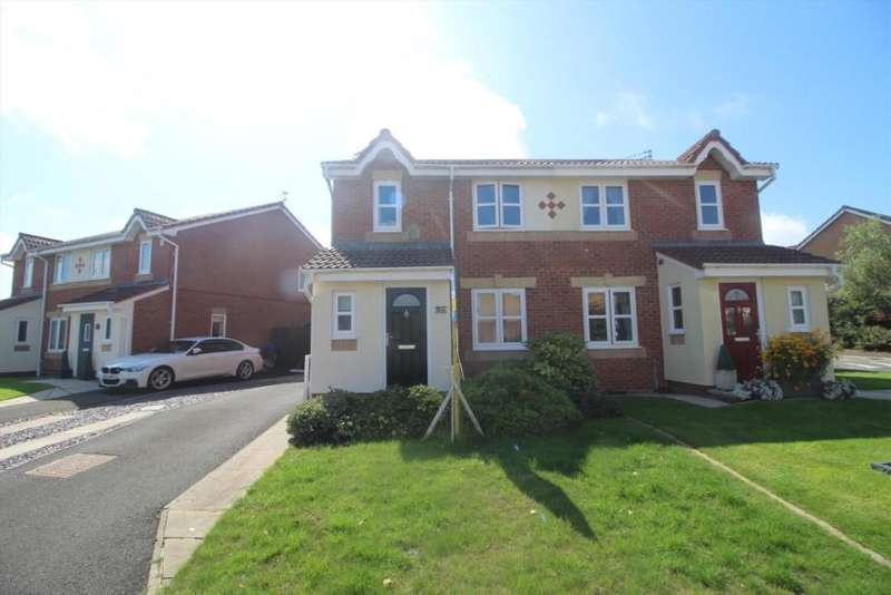 4 Bedrooms Semi Detached House for sale in 7 Hurstwood Drive, Blackpool, Lancashire