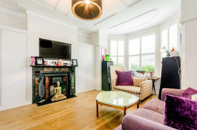 4 Bedrooms Terraced House for sale in Wilton Road, Muswell Hill, N10
