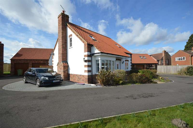 4 Bedrooms House for sale in Homeleigh Court, Middle Rasen, Market Rasen