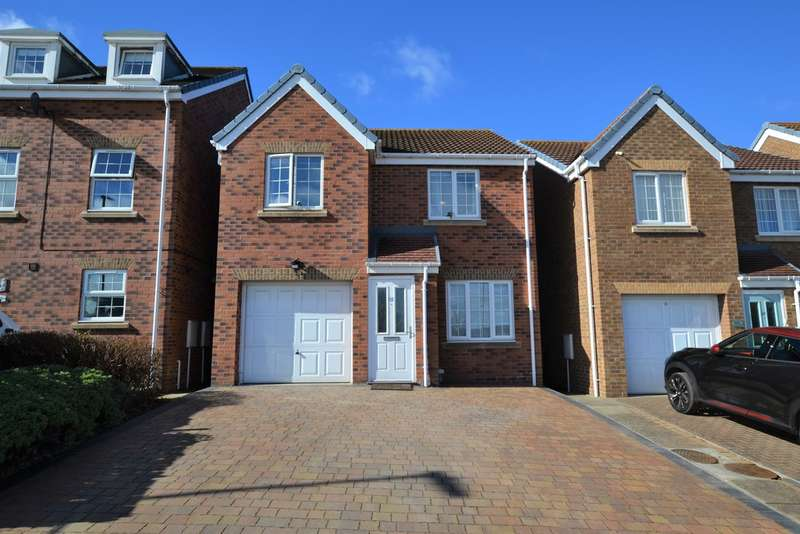 3 Bedrooms Detached House for sale in Masseys View, Blaydon-on-Tyne, Tyne And Wear