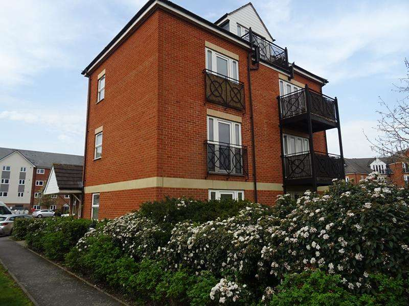 2 Bedrooms Apartment Flat for rent in Palgrave Road, Bedford, MK42