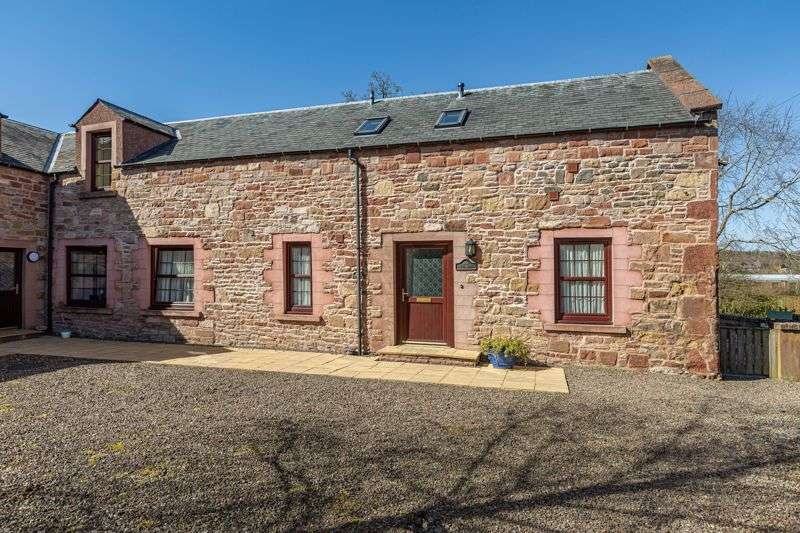 2 Bedrooms Property for sale in The Stables, Charlesfield Steading, St. Boswells, Melrose