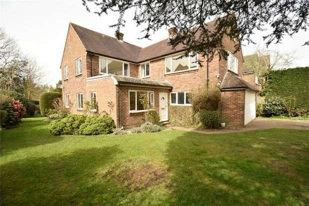 5 Bedrooms Detached House for sale in Hunsdon Drive, Sevenoaks, Kent