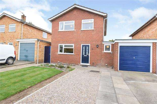 3 Bedrooms Detached House for sale in Wollaton Avenue, Loughborough