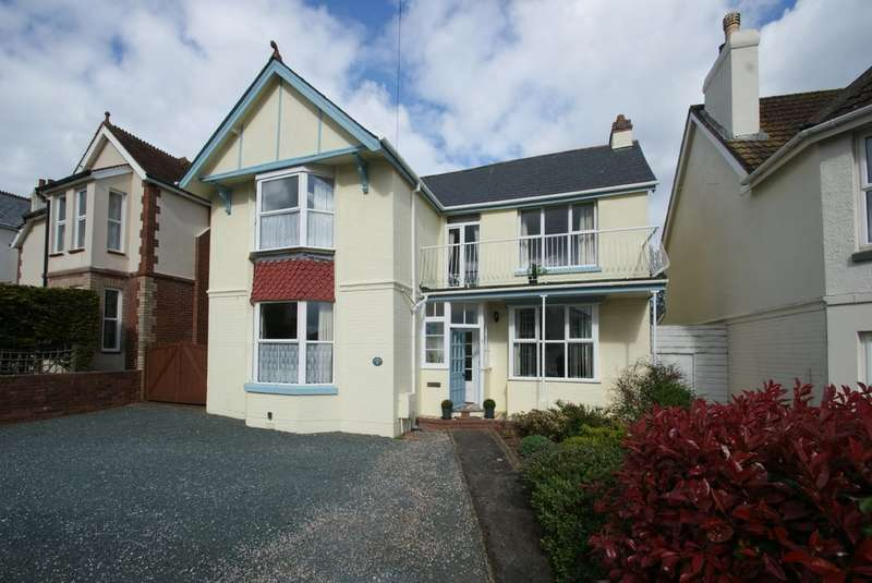 4 Bedrooms Detached House for sale in Fortescue Road | Preston | Paignton