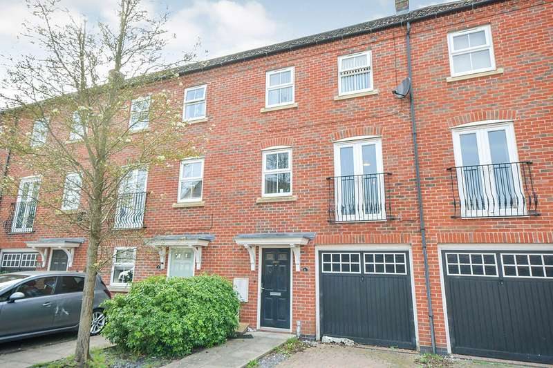 3 Bedrooms House for sale in Moorhen Close, Witham St. Hughs, Lincoln, Lincolnshire, LN6