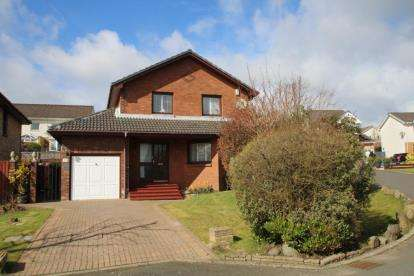 4 Bedrooms Detached House for sale in Loyne Court, Glenrothes