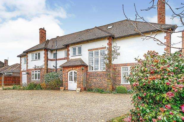 6 Bedrooms Detached House for sale in Bramley, Guildford, Surrey