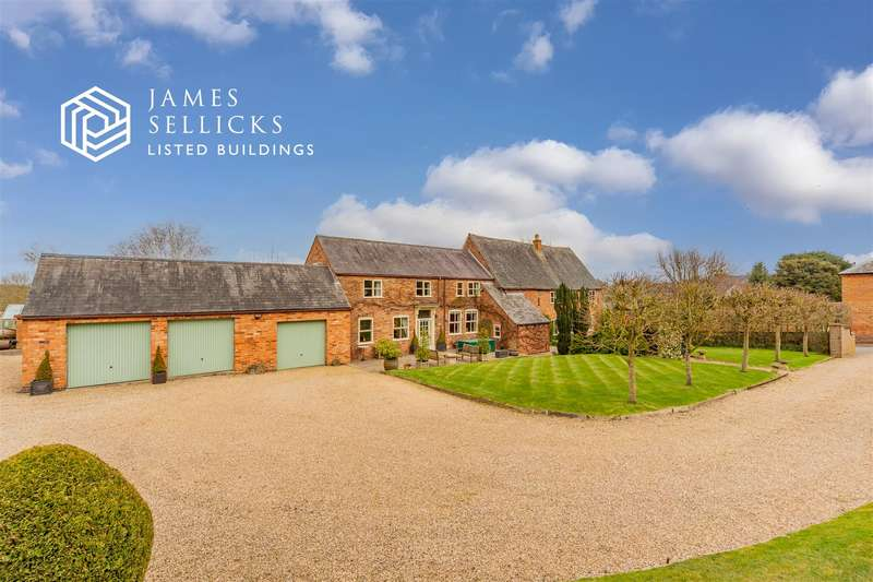5 Bedrooms Property for sale in Albert Street, Kibworth Harcourt, Leicestershire