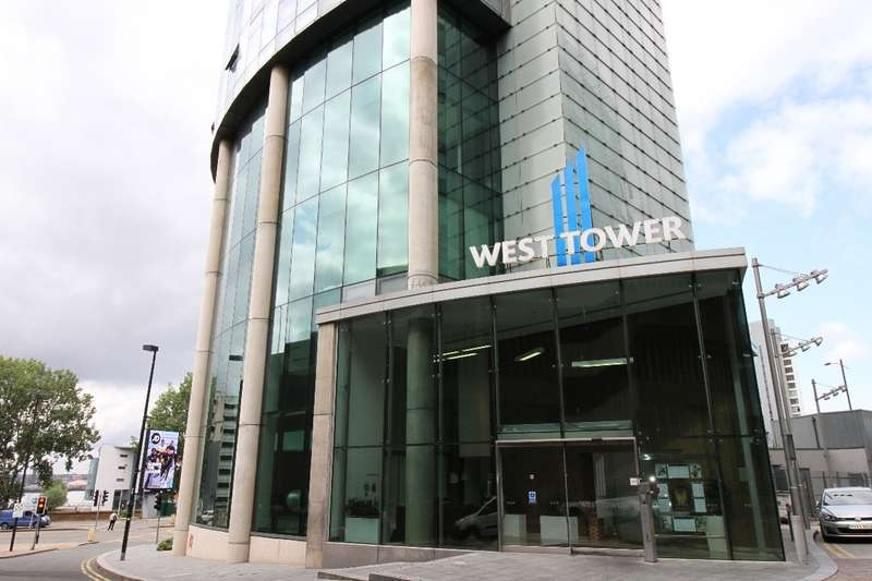 3 Bedrooms Apartment Flat for sale in West Tower City Centre L3