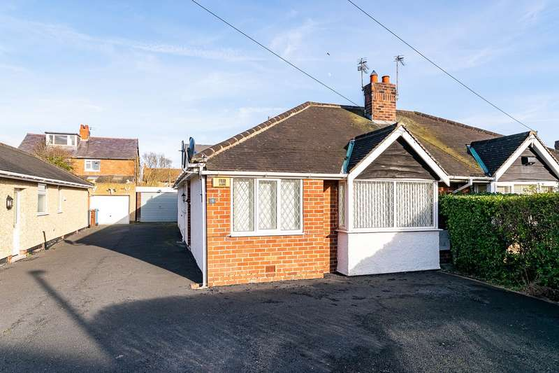 2 Bedrooms Semi Detached Bungalow for rent in Fairsnape Road, Lytham St Annes, FY8