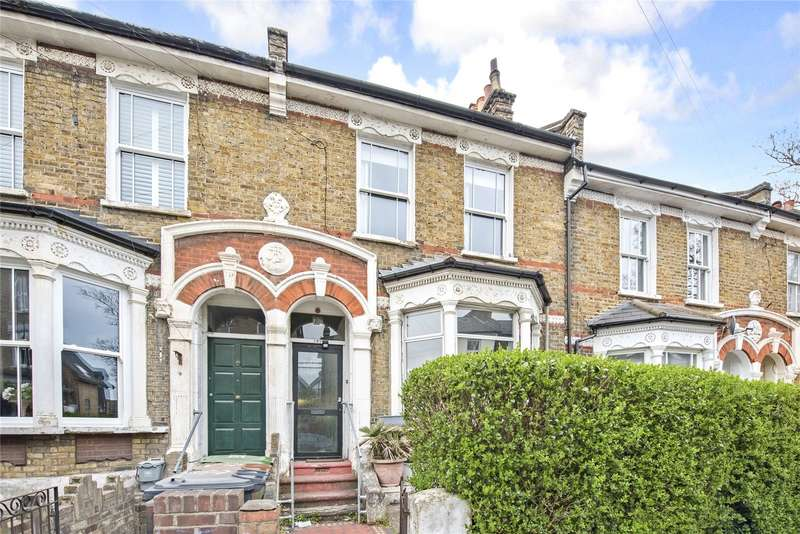 4 Bedrooms Terraced House for sale in Drakefell Road, Brockley, SE4