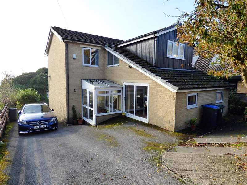 4 Bedrooms Detached House for sale in Scott Lane, Riddlesden
