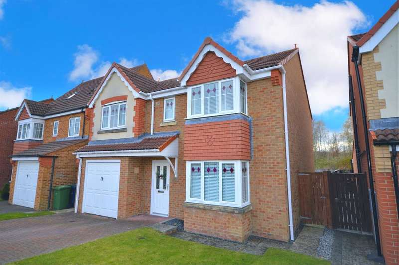 5 Bedrooms Detached House for sale in Weymouth Drive, Houghton le Spring