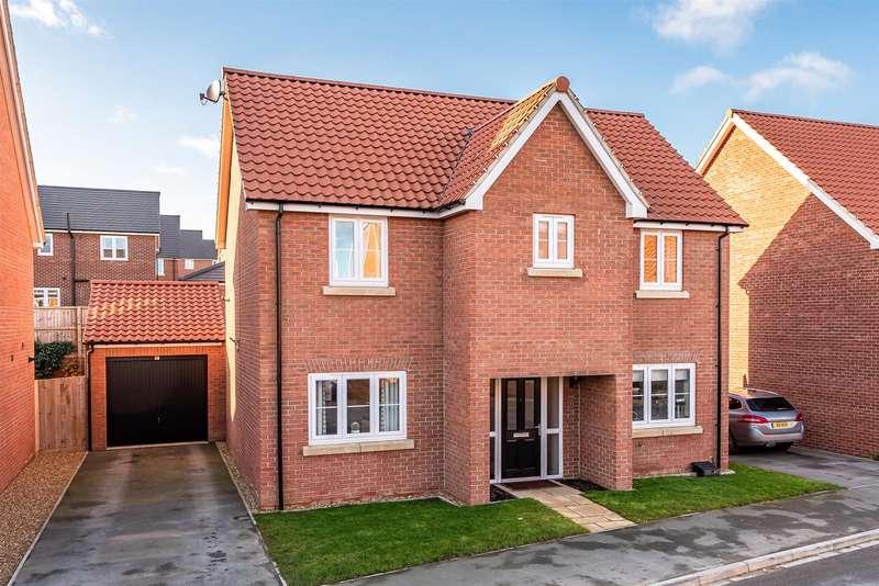 4 Bedrooms Detached House for sale in 7 Showground Road, Malton, YO17 7PJ