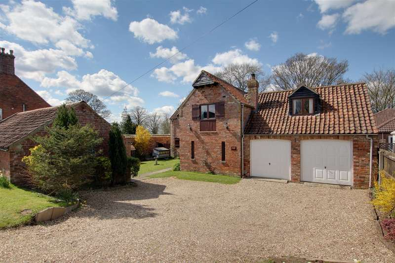 4 Bedrooms Detached House for sale in Chalkpit Lane, Candlesby, Spilsby