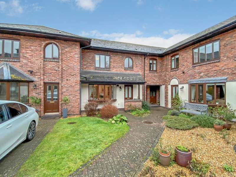 3 Bedrooms Mews House for sale in The Maltings, Leamington Spa