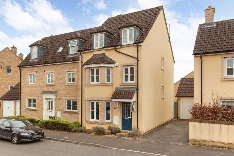 3 Bedrooms Property for sale in Privet Way, Corsham