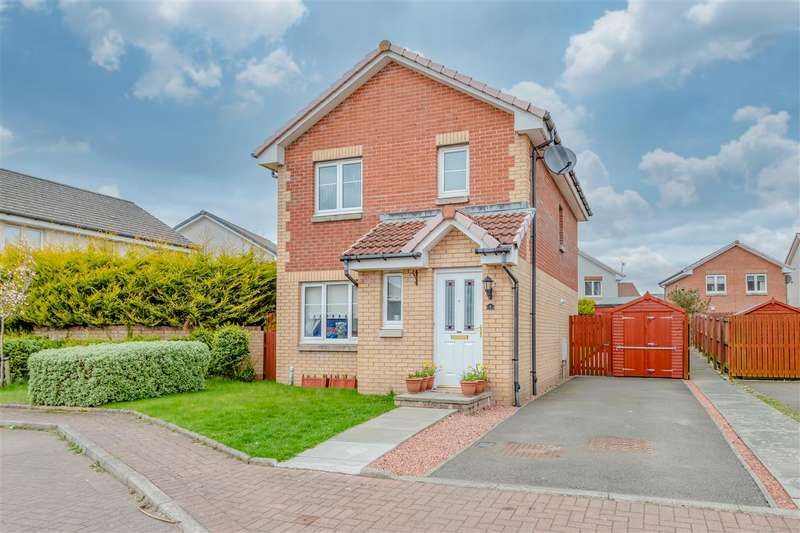 3 Bedrooms Detached House for sale in Ardgowan Place, Cowie, Stirling
